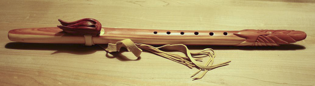 Aromatic Cedar - Carved Bird - E