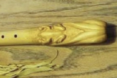 Yellow Cedar - Two Frogs - E