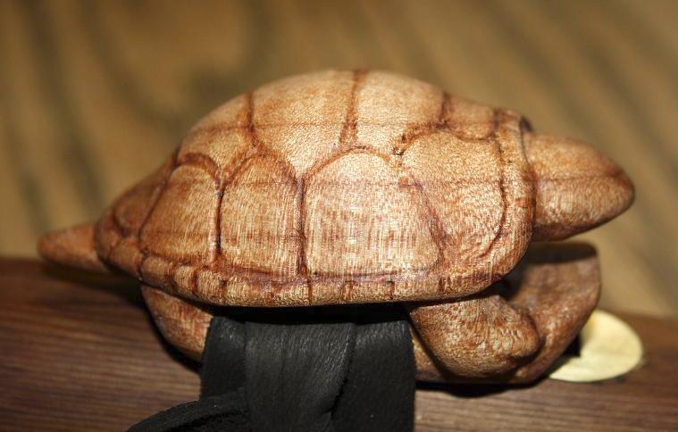 B8 Walnut - Sea Turtle