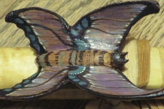 F2 Butterfly painted